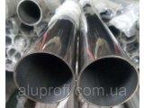 Фото  1 Труба нержавіюча ф76,1х2 мм AISI 304 2238322