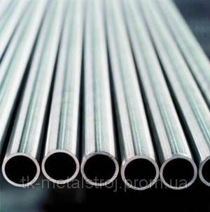 Труба нержавеющая круглая полированная 38,0х1,5 AISI 201 (12Х15Г9НД)