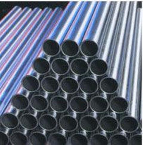 Труба нержавеющая круглая полированная AISI304(08X18H10) lbfvtnhs 6-114,3 толщина стенки 1-2мм