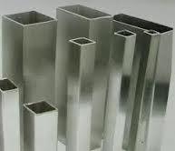 Труба нержавеющая профильная квадратная 25х25х1,2 25*25*1,2 зеркальная полированная пищевая AISI 304 08х18н10