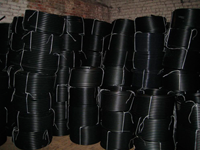 Труба ПЕ-80 пластиковая диаметр 16 мм для капельного и автоматического полива и хоз нужд. Стенка 1.7 мм. до 10 атм.
