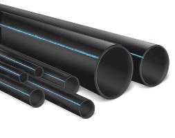Труба полиэтиленовая газовая ПЭ — 80, ПЭ -100, SDR 11, SDR 17,6 диаметром от 20 мм до 500 мм