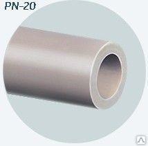 Труба полипропиленовая Розма PN20 25*4,2 (штанги по 4 м)