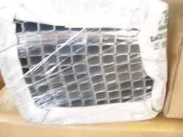 Труба профильная 50х30х2, АДО (1011) алюминий технический