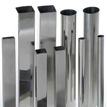 Труба профильная н/ж полированная размер 60х40х2,0 мм 600G