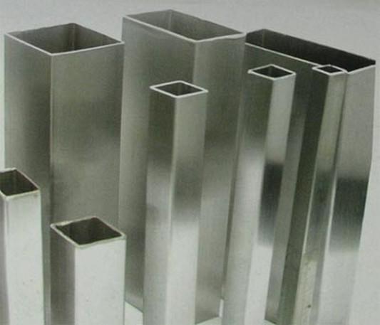 Труба профильная н/ж размер100х50х2,0 мм сталь 04Х18Н9