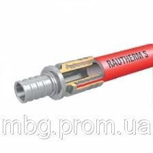 Труба Rautherm S для систем поверхностного отопления D141.5, бухта 120 м