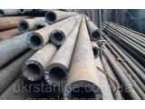 Фото  1 Труба стальная бесшовная ф 95х12 мм ст. 20 ГОСТ 8732 БШ горячекатаная 2179356