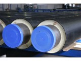Труба стальная теплоизолированная в ППУ ПЭ изоляции Ф 38/110