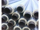 Труба стальная теплоизолированная в ППУ СПИРО изоляции Ф 219/315