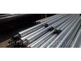 Фото  1 Труба стальная в оцинкованной (SPIRO) оболочке 57/125 мм 2191538