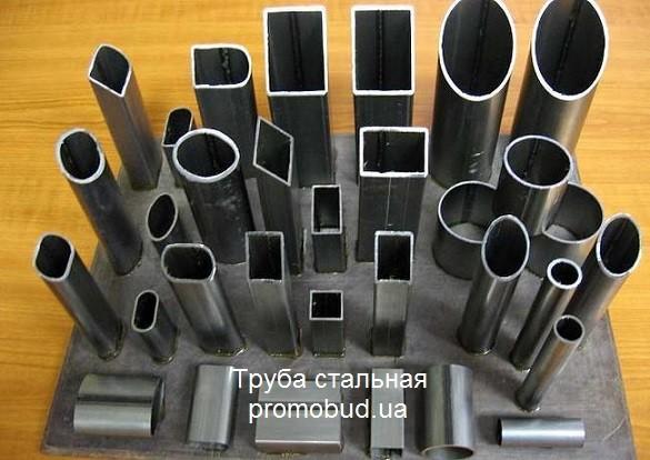сортамент труб стальных фото