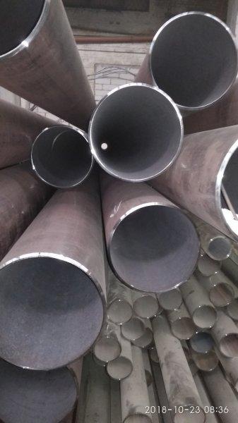Фото  1 Труба сварная 133х4,5 мм. Электросварные трубы ГОСТ 10705, 10704 2067743