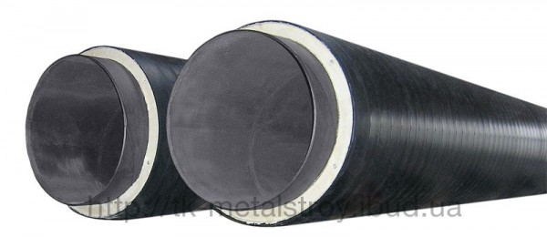 Труба теплоизолированная ДСТУ Б В.2.5.-31:2007