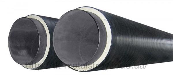Труба в полиэтиленовой оболочке 133/225 мм
