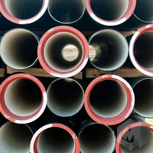 Труба ВЧШГ чугунные ф. 300 длина 6м , вес 380 кг