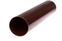 Труба водосточная 75, дл. 3м Profil