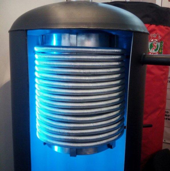 Фото 4 Буферный бак емкость аккумулирующая на 800 литров 328204