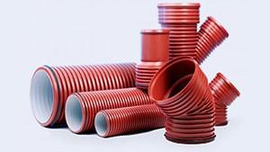 Трубы для наружной канализации Pragma