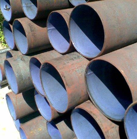 Трубы и отводы эмалированные 57; 76; 89; 108; 133; 159; 219 мм