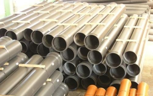 трубы НПВХ раструбные для питьевого водоснабжения или канализации от 90мм до 1000мм