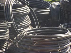 Трубы полиэтиленовые для водопровода ф-25 6 атм.