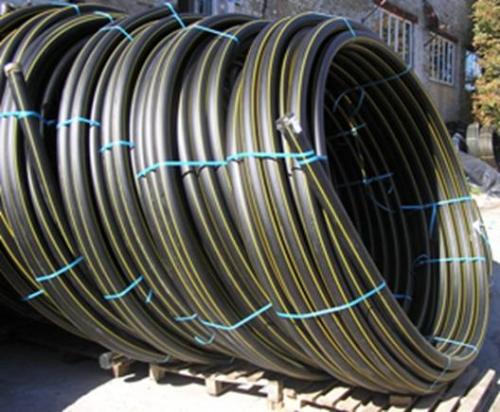 трубы полиэтиленовые газопроводные от 20мм до 400мм