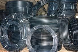 ТРУБЫ ПОЛИЭТИЛЕНОВЫЕ НАПОРНЫЕ 125 диаметра SDR-17 ПЕ-100 10 атм