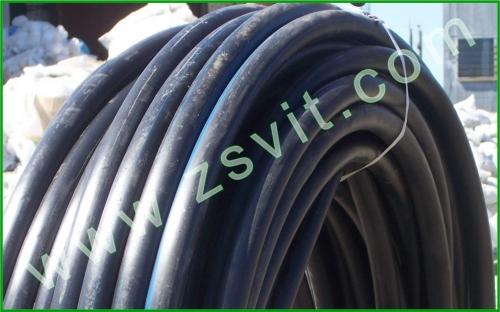 Трубы полиэтиленовые технические. Для коммунально-бытового , агропромышленного применения (Д-р от 16 до 315 мм).