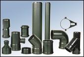 Трубы полипропиленованные для внутренней и наружной канализации Дн 32-500 мм