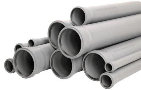 Трубы ППР, ПВХ для внутренних сетей канализации