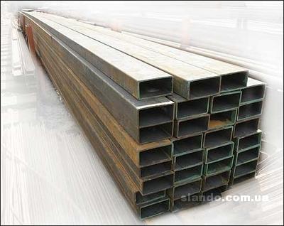 Трубы профильные электросварные стенка 1,00 - 3,00 мм. , марка стали 08КП, 1-3ПС.