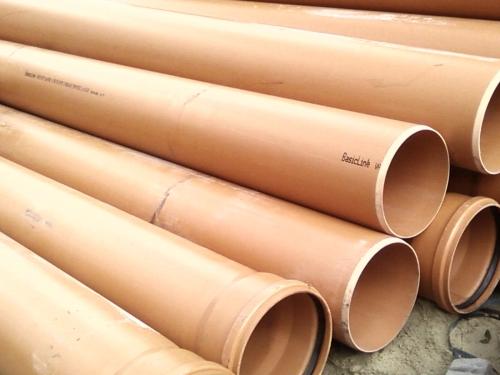 трубы ПВХ для безнапорной канализации от 110мм до 630мм