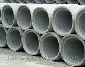 Трубы виброгидропресованные напорные