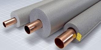 Трубная изоляция Thermaflex FRZ (теплоизоляция для труб Термафлекс ФРЗ) J-22/13 (диаметр x толщина: 22х13 мм)