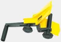 Трубный фаскосниматель Пластиковые трубы D 16–250 мм, D 3/4–10 Толщина стенок