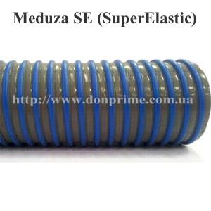 Трубопровод для ассенизационной машины, ассенизационная гофротруба из ПВХ морозостойкая