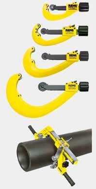 Труборез пластиковых и металлопластиковых труб 10-315 мм