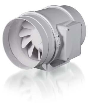 Канальный вентилятор смешанного типа ВЕНТС ТТ 200
