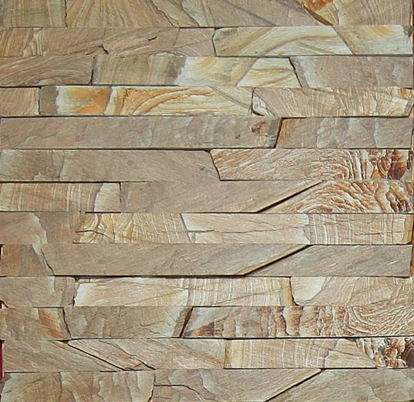 Природний камінь сланець турецьке дерево срібно-коричневий