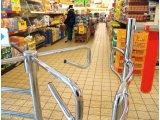 Фото  1 Турникет для супермаркета из нержавеющей стали фото цена 1399855