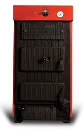 Твердотопливные котлы: Чугунные твердотопливные котлы ATON Украина. АТОН TTK представлен мощностями от 21 до 80 кВт.