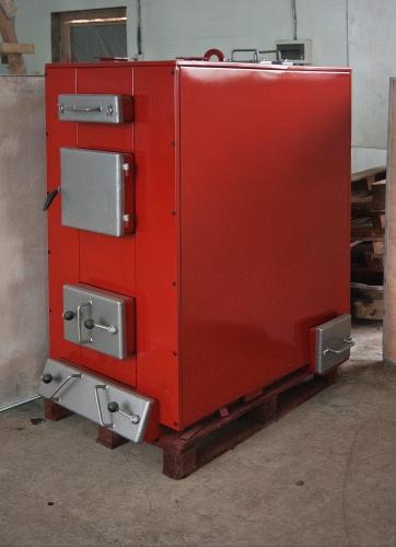 Твердотопливные котлы KWM-S, KWM-SG на основе использования измельчённого угля.