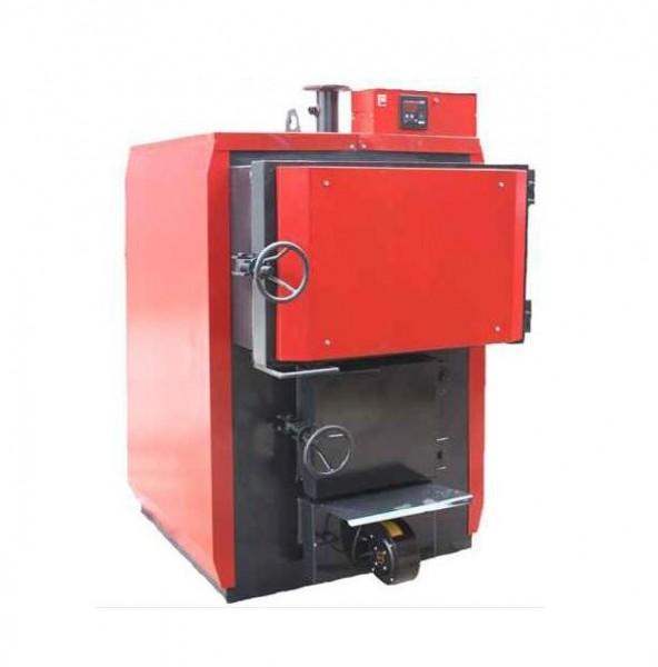 Твердотопливные пиролизные котлы на всех видах топлива от производителя