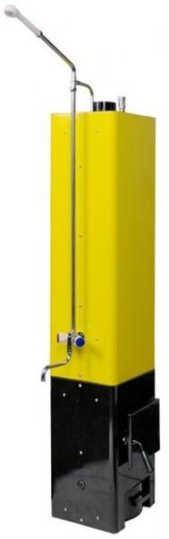 Твердотопливный бойлер (Водогрейная колонка) Данко КВЦ-II (90 литров)