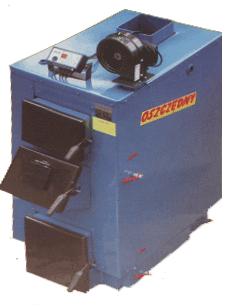 Твердотопливный котел 120 кВт Идмар (Вичлас) GK-1 Донецк. Твердотопливные котлы длительного горения.