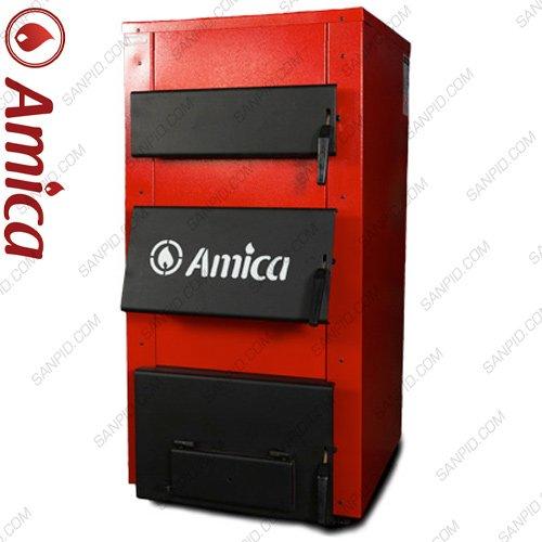 Фото  1 Твердотопливный котел Amica Solid 23 1790628