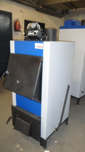 Твердотопливный котел (CHICHEWICZ) VESPA plus 23 kW, в наличии