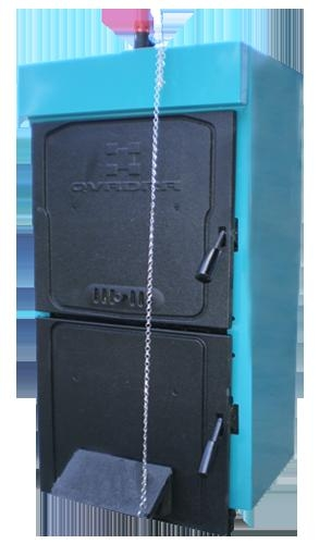 Твердотопливный котел Demrad Qvadra SolidMaster 5S