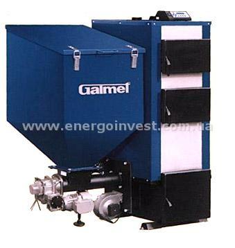 Твердотопливный котел GALMET Ekspert GT KWP S- www. energoinvest. com. ua